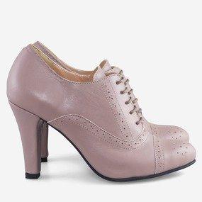 Pantofi nude roze Susan