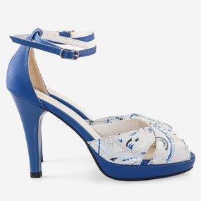 Sandale dama din piele naturala Khadija