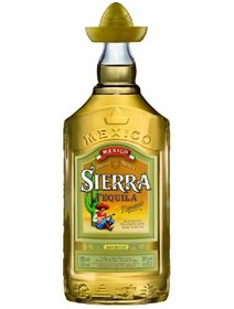 Sierra Tequila Gold 0,700 ml