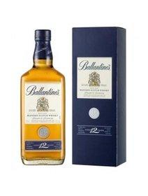Whisky Ballantines 12 ani (cutie de carton)