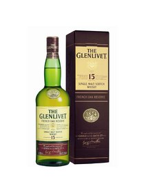Whisky Glenlivet 15 ani French Oak Reserve , 700 ml
