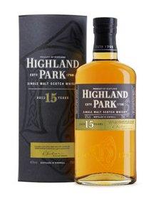 Whisky Higland Park 15 ani
