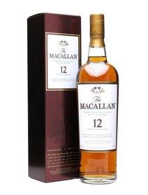 Whisky Macallan Fine Oak, 12 ani.