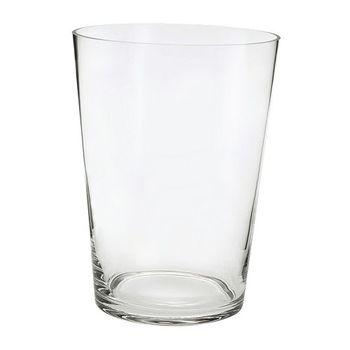 Vaso vetro trasparente