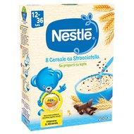 Cereale Nestle 8 Cereale cu Stracciatella, 250g, 12 luni+