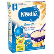 Cereale Nestle Somn Usor Grau si 5 fructe, 250g, 8 luni+