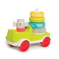 Jucarie multifunctionala - Camionul piramida Taf Toys