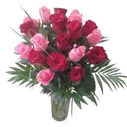 Rosu cu roz