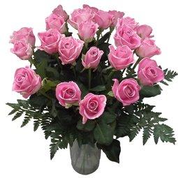 Zambete roz