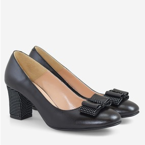 Pantofi office din piele naturala Harper
