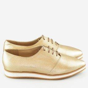 Pantofi oxford cu siret Mara