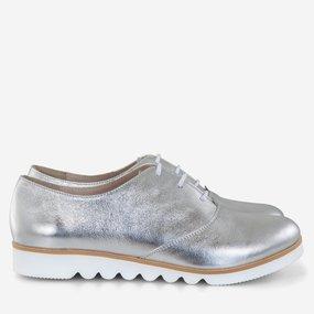 Pantofi oxford Silver Bling