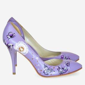 Pantofi pictati Papadie