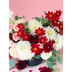 Amazing Dahlia FlorPassion Box