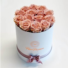 Antique Rose Forever Box