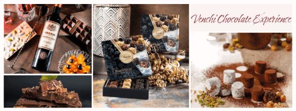 Cioccolatini Venchi FlorPassion Milano