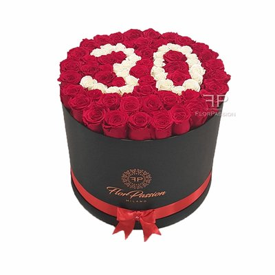 Birthday Wish FlorPassion Forever Box
