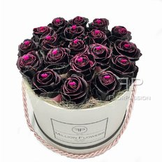 Chocolate Roses Million Flowers Box