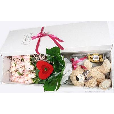 Delicate Gift box