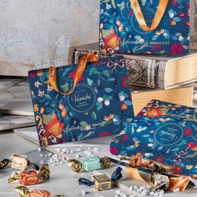Gift Bag Gemme Venchi 150g