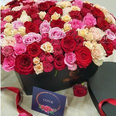 Lovely Heart FlorPassion Box