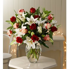 Christmas Bouquet | Send Flowers | FlorPassion Best Milan Florist