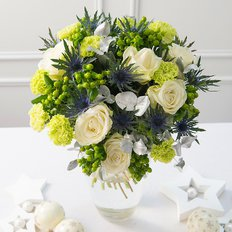 Christmas Bouquet | Sending Flowers to Milan | Local Florist