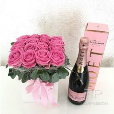 Pink Love & Champagne