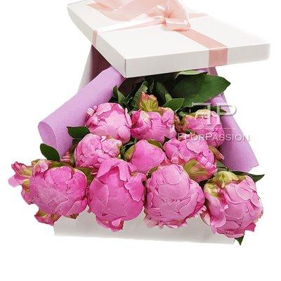 Pink Peonies Gift Box