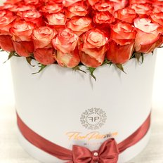 Rose Cabaret FlorPassion Box