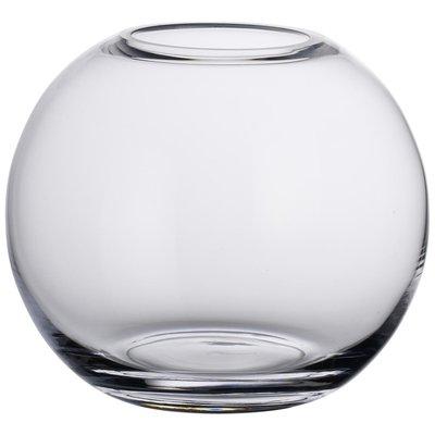 Spherical Glass Vase