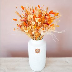 Dried Flowers Bouquet FlorPassion | Same Day Delivery Flowers to Milan Monza Como
