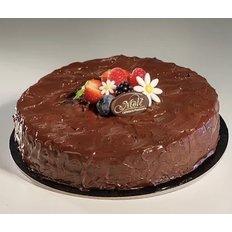 Torta al Cioccolato Regalo Compleanno | Torta e Fiori Milano Monza Como | FlorPassion