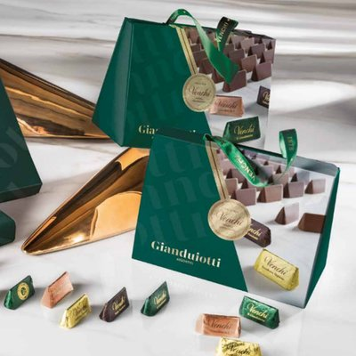 Venchi Gianduiotti Gift Bag 150g