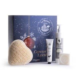 Cofret Premium 'CARESSE LACTEE' de Noël - LAPTE DE MAGARITA