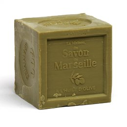 Cub de Sapun de Marsilia 300g - Ulei de Masline
