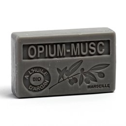 Sapun 100g Ulei de Argan Bio - OPIUM MUSC