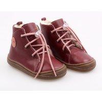 Barefoot boots - Beetle Bordeaux 19-23 EU