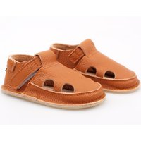 Barefoot kids sandals - Orange