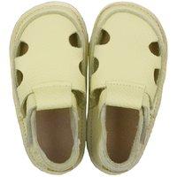 Barefoot kids sandals - Classic Sun Glow