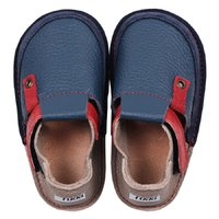 Barefoot kids shoes - Deep Blue