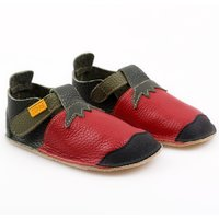 Barefoot shoes 19-23 EU - NIDO Strawberry