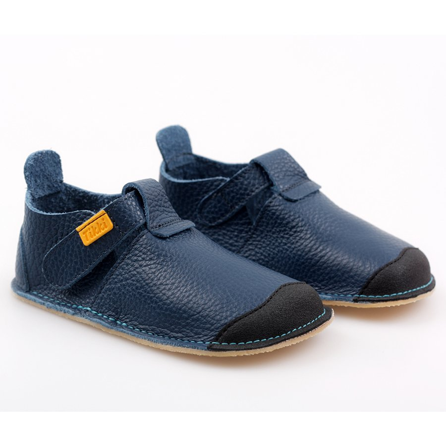Natural Leather made in EU Baby First Walking Shoes-Slippers
