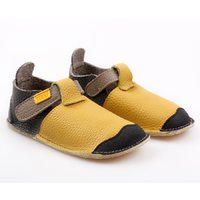 Barefoot shoes 19-23 EU - NIDO Lemon