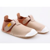 Barefoot shoes 24-32 EU - NIDO Peach