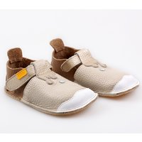Barefoot shoes 19-23 EU - NIDO Vanilla