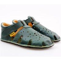 Barefoot sandals - Aranya Green 24-32 EU