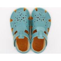 Barefoot sandals - Aranya Turquoise 24-32 EU