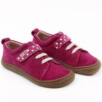 Barefoot shoes HARLEQUIN - Fuxia 24-29 EU