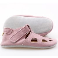 'Chubby' Chrome Free soft shoes - Pastel